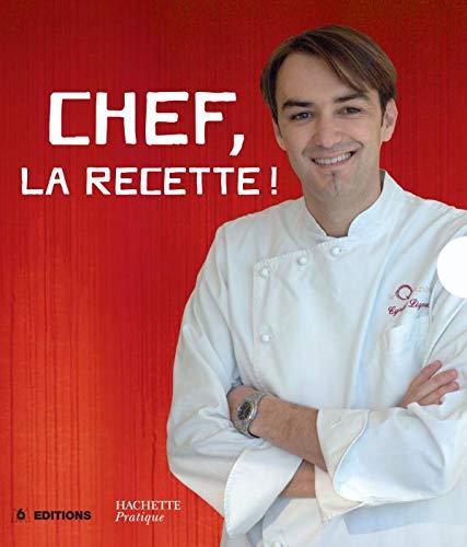 9782012373266: Chef, la recette ! A vous de jouer ! : Coffret en 2 volumes
