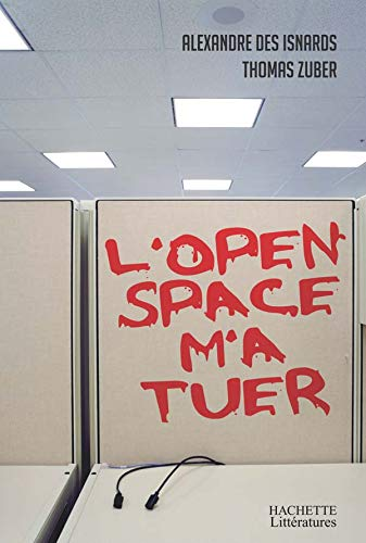 9782012374089: L'open Space M'a Tuer