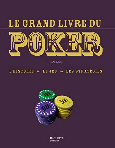 9782012374249: Le grand livre du poker