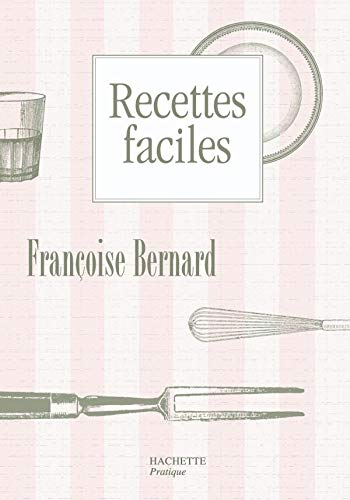 9782012375970: Recettes faciles