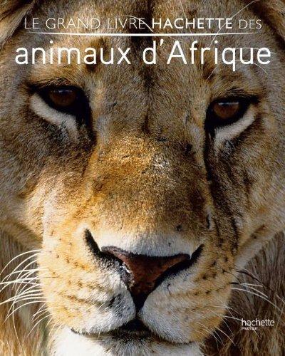 9782012377271: Le grand livre Hachette des Animaux d'Afrique