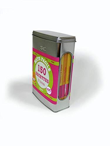 9782012379305: Boîte facile : 150 recettes, Coffrets 3 volumes