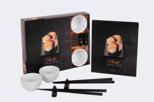 9782012380394: Coffret Sushi