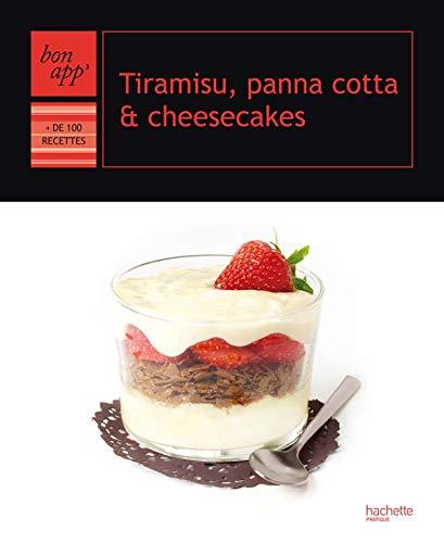 Tiramisu Panna Cotta Et Cheese Fl (French: COLLECTIF