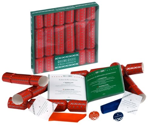 9782012383210: Coffret Christmas crackers bonnes r�solutions