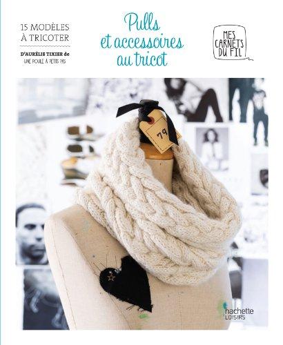9782012384828: Pulls et accessoires au tricot: 15 modèles à tricoter