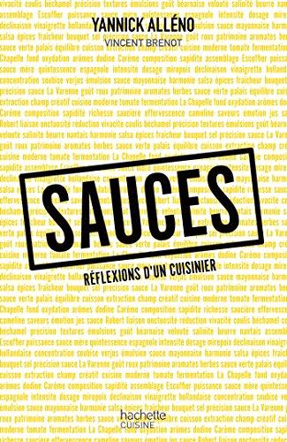 9782012387690: Sauces, réflexions d'un cuisinier