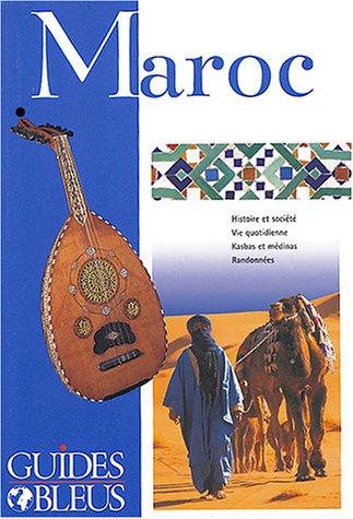 9782012400207: Guide Bleu : Maroc