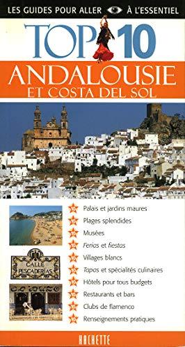 9782012400696: Andalousie et Costa del Sol