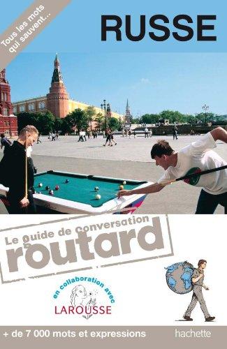 9782012404007: Le Routard Guide de conversation Russe (Guide du Routard)