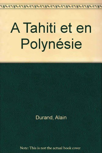 A tahiti et en polynesie 120597: n/a