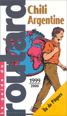 9782012429475: Guide du routard, Chili Argentine, 1999-2000
