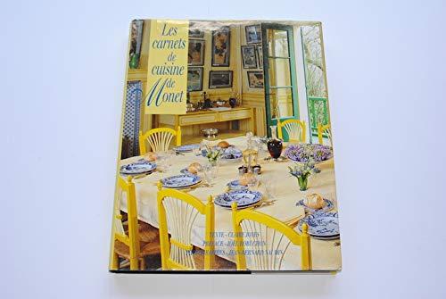 9782012429963: Les carnets de cuisine de Monet