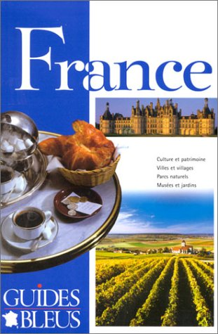 France 2001: Guide Bleu