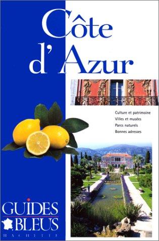 9782012431942: Côte d'Azur. Edition 2000