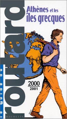 9782012432482: Athènes et les îles grecques 2000-2001
