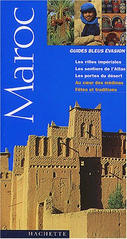 Maroc: Guides Bleus