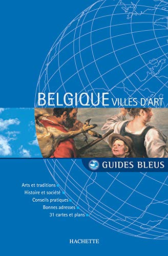 9782012441101: Villes d'art de Belgique (French Edition)