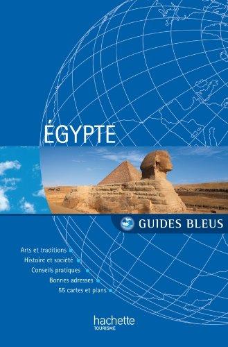 9782012447141: Guide Bleu Egypte