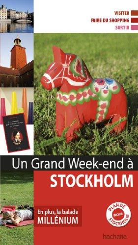 9782012447783: Un grand week-end à Stockholm