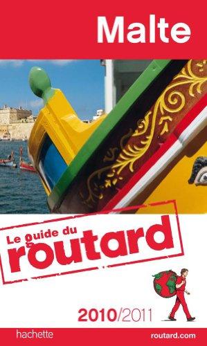9782012448988: Guide du Routard Malte 2010/2011