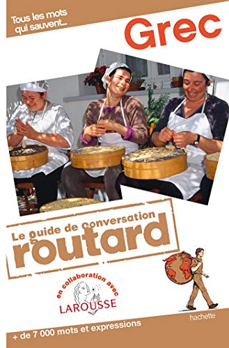 9782012450936: Le Routard Guide de conversation Grec (Guide du Routard)