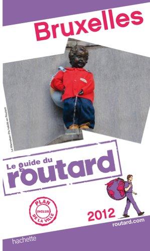 9782012451155: Guide du Routard Bruxelles 2012