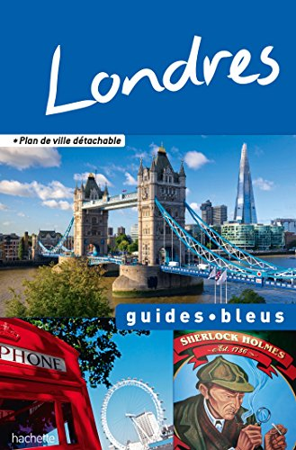 9782012451995: Guide Bleu Londres