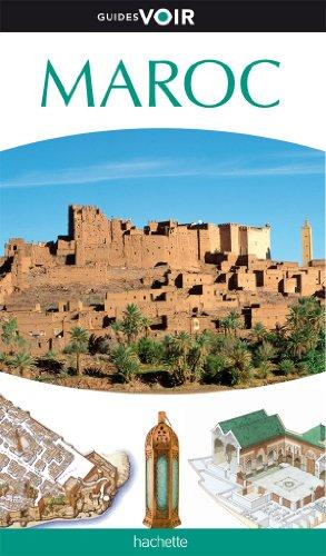 9782012452138: Guide Voir Maroc