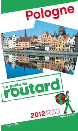 9782012453241: Guide du Routard Pologne 2012/2013