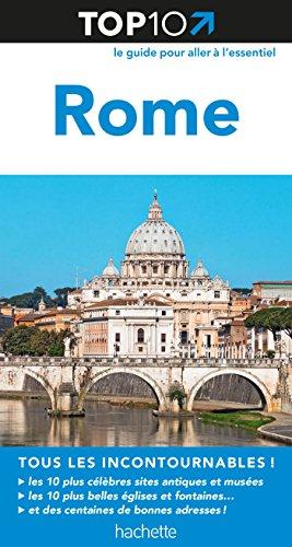9782012453593: Top 10 Rome