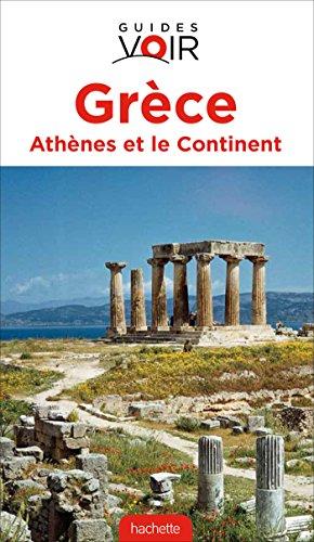 9782012454606: Grèce : Athènes et le continent