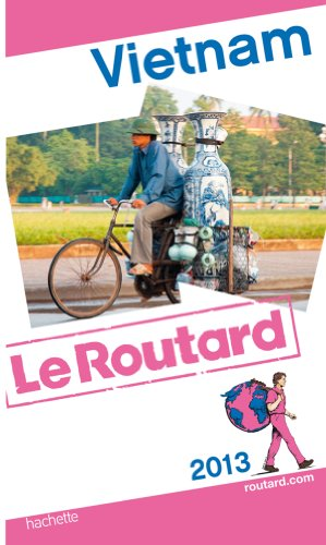 9782012455573: guide du routard vietnam 2013