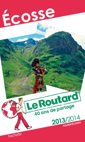 9782012456389: Le Routard Ecosse 2013/2014