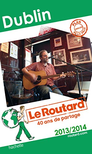 9782012456792: Le Routard Dublin 2013/2014