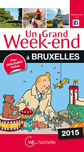 9782012457089: Un Grand Week-End à Bruxelles 2015