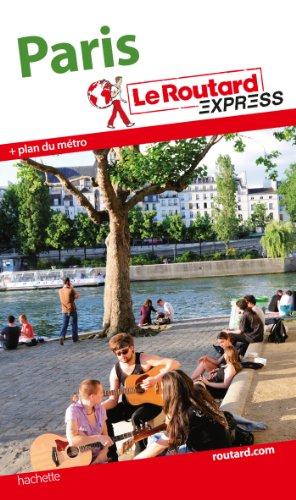 9782012457225: Le Routard Express Paris
