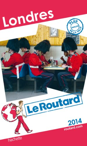 9782012457317: Le Routard Londres 2014
