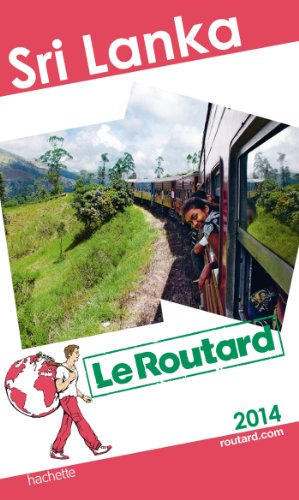 9782012457348: Le Routard Sri Lanka 2014