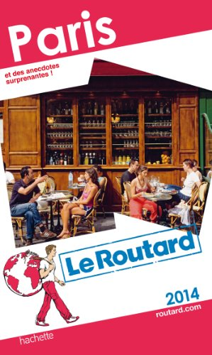 9782012457362: Guide Du Routard France: Guide Du Routard Paris (French Edition)