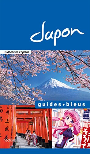 9782012457652: Guide Bleu Japon