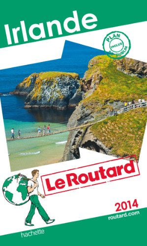 9782012457911: Le Routard Irlande 2014