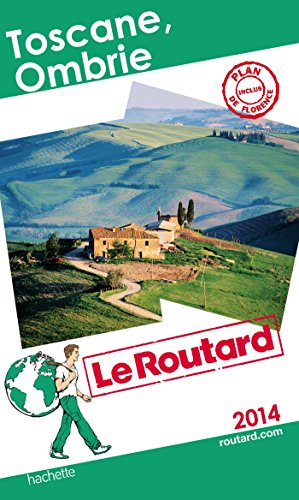 9782012458192: Guide du Routard Toscane, Ombrie 2014