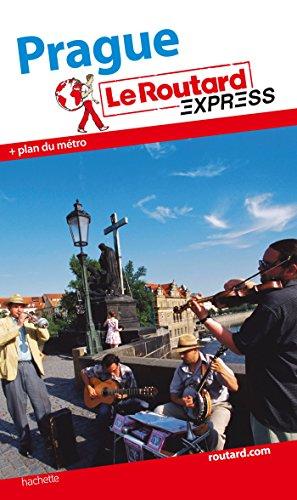 9782012458864: Le Routard Express Prague