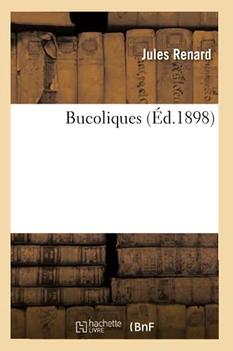 9782012527287: Bucoliques (Litterature) (French Edition)
