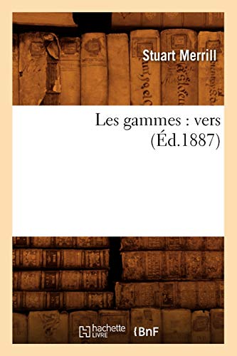 9782012576308: Les Gammes: Vers (Litterature) (French Edition)