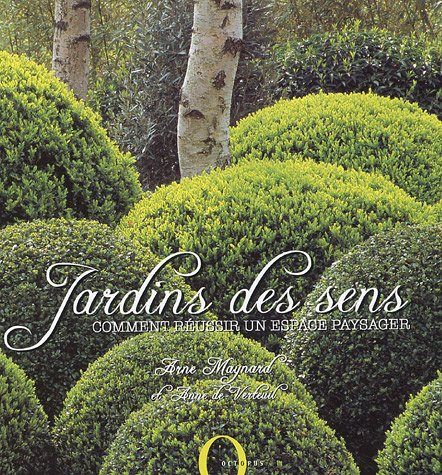 9782012602793: Jardins des sens (French Edition)