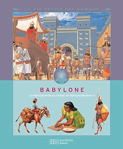 9782012655881: Babylone