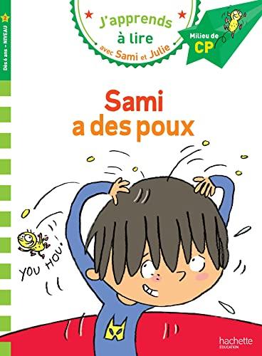 9782012706194: Sami et Julie - Sami a des poux Niveau 2
