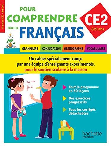9782012706743: Pour comprendre tout le français CE2